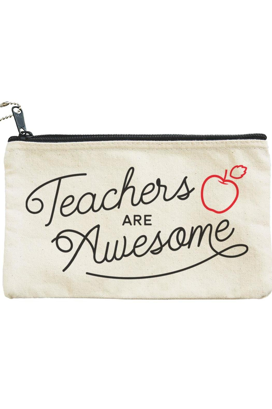 Seltzer Goods Teachers Awesome Pouch - Main Image