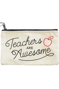 Shoptiques Product: Teachers Awesome Pouch