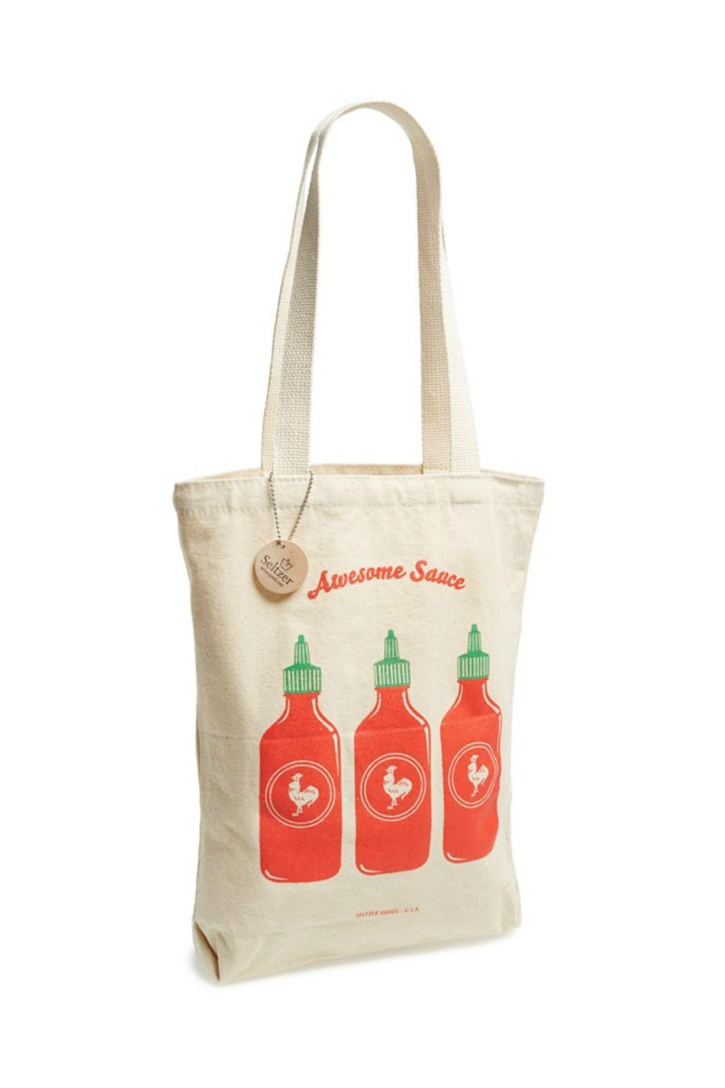 Seltzer Goods Awesome Sauce Tote - Main Image