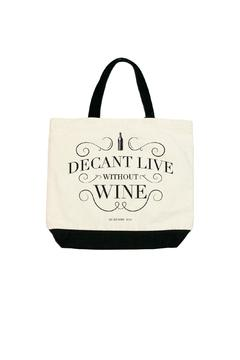 Shoptiques Product: Decant Wine Tote