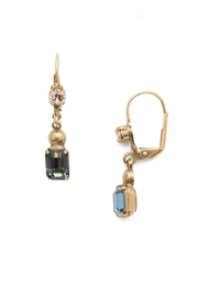 Sorrelli Selvedge Denim Earrings 3 - Product Mini Image