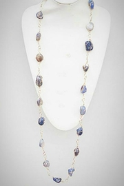 Embellish Semi-Precious Stone Necklace - Product Mini Image
