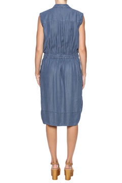 Sen Chambray Button Dress - Alternate List Image