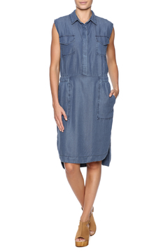 Sen Chambray Button Dress - Product List Image