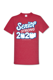 Couture Tee Senior Strong Front Print - Product Mini Image