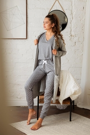 Sensis Sleepwear Milee Super-Soft Cardi - Product Mini Image
