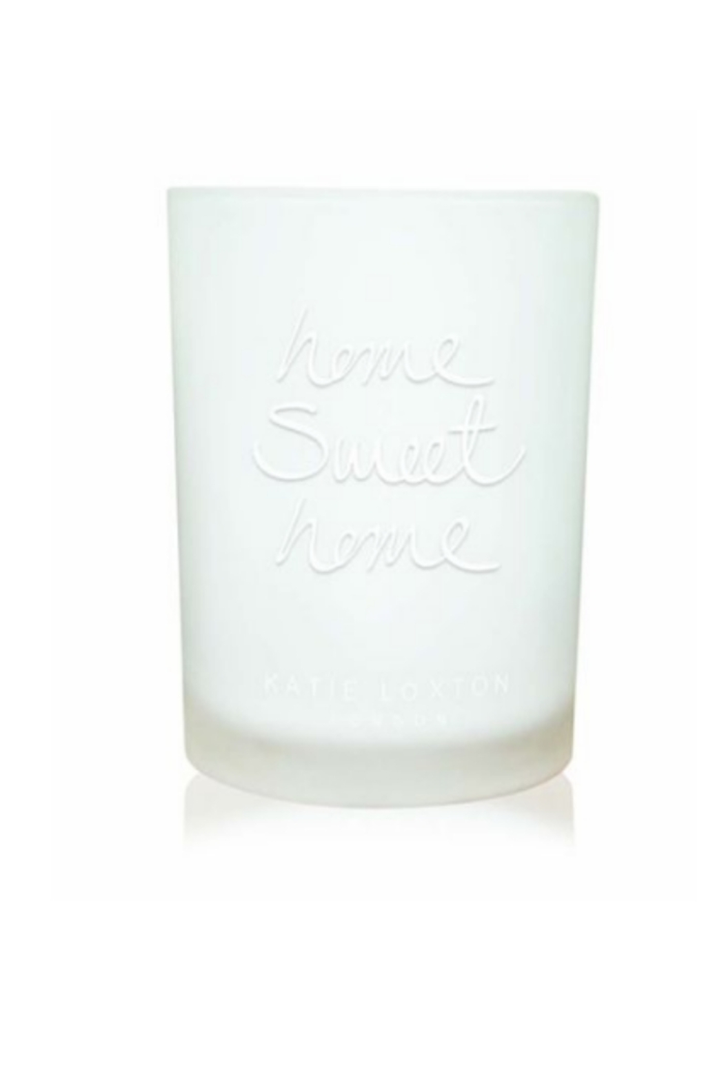 Katie Loxton SENTIMENT CANDLE | HOME SWEET HOME - Main Image