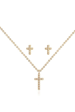 Katie Loxton Sentiment Set Cross - Alternate List Image