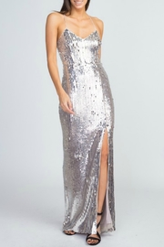 Minuet Sequin Ball Gown - Product Mini Image