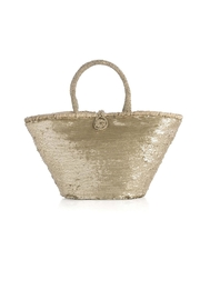 Shiraleah Sequin Beach Tote - Product Mini Image