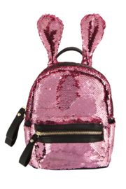 Fashion Angels Sequin Bunny Mini Backpack - Product Mini Image