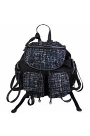 Alex Max Group  Sequin Chain Backpack - Product Mini Image