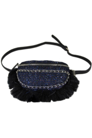 Alex Max Group Sequin Chain Fanny Pack - Product Mini Image
