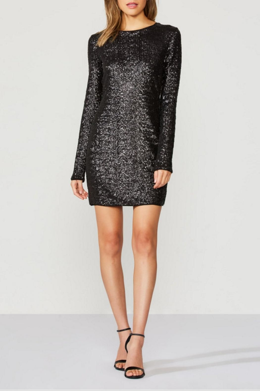 Bailey 44 Sequin Dress - Front Full Image