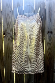 Love's Hangover Creations Sequin Evening Dress - Product Mini Image