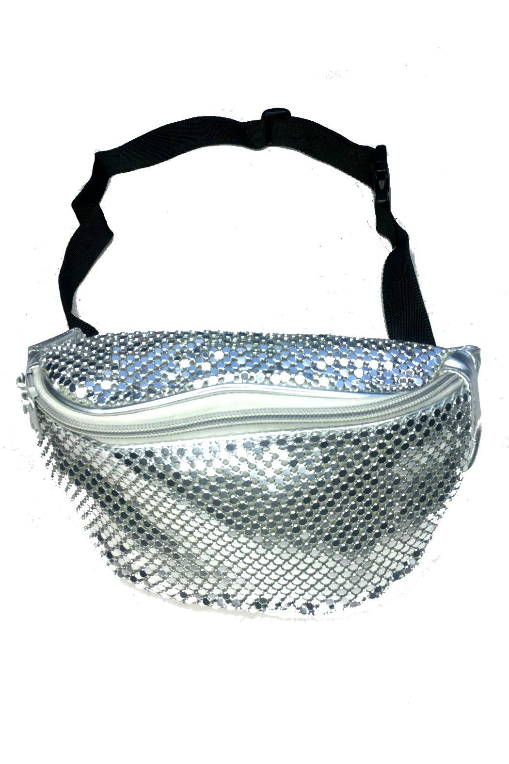 Minx Sequin Fanny Pack - Front Full Image