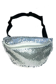 Minx Sequin Fanny Pack - Front full body