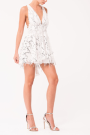 Kikiriki Sequin Fringe Dress - Product Mini Image