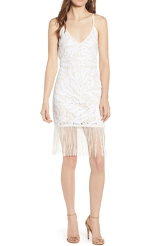 Shoptiques Product: Sequin Fringe Dress