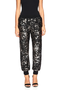 1.State Sequin Jogger Pants - Product List Image