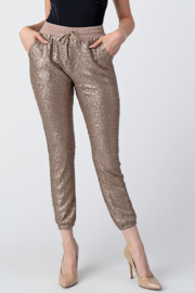 Do & Be Sequin joggers - Product Mini Image