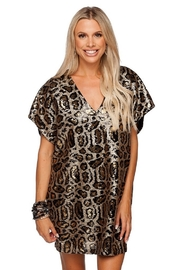 Buddy Love Sequin Leopard