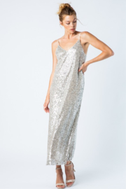 leve'e Sequin Maxi - Product Mini Image