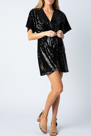 BaeVely Sequin Mini Dress - Product Mini Image