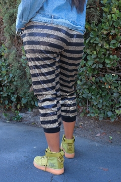 Minx Sequin Relaxed Joggers - Alternate List Image