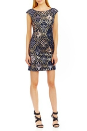 Nicole Miller Sequin Sheath Dress - Front cropped