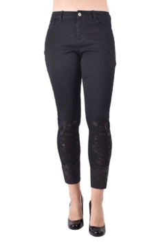 True Blue Clothing Sequin Skinny Jean - Product List Image