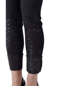 True Blue Clothing Sequin Skinny Jean - Alternate List Image