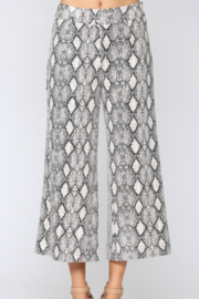 FATE by LFD Sequin Snake Wide Leg Pants - Product Mini Image