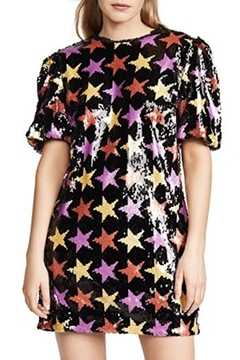 Endless Rose Sequin Star Dress - Product List Image