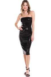 Better Be Sequin Tube Dress - Product Mini Image