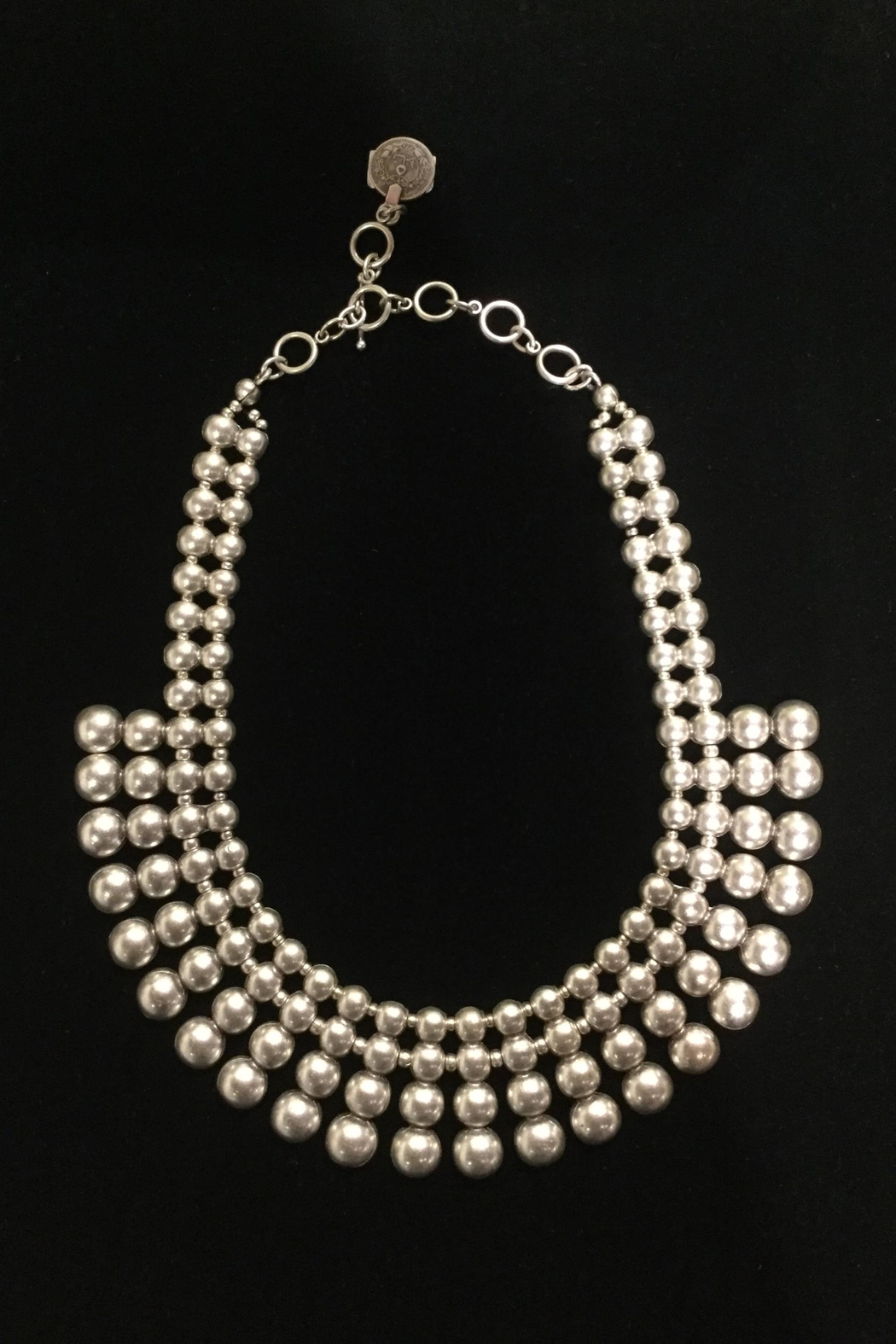 Seraglio Accessories Turkish Necklace - Front Cropped Image