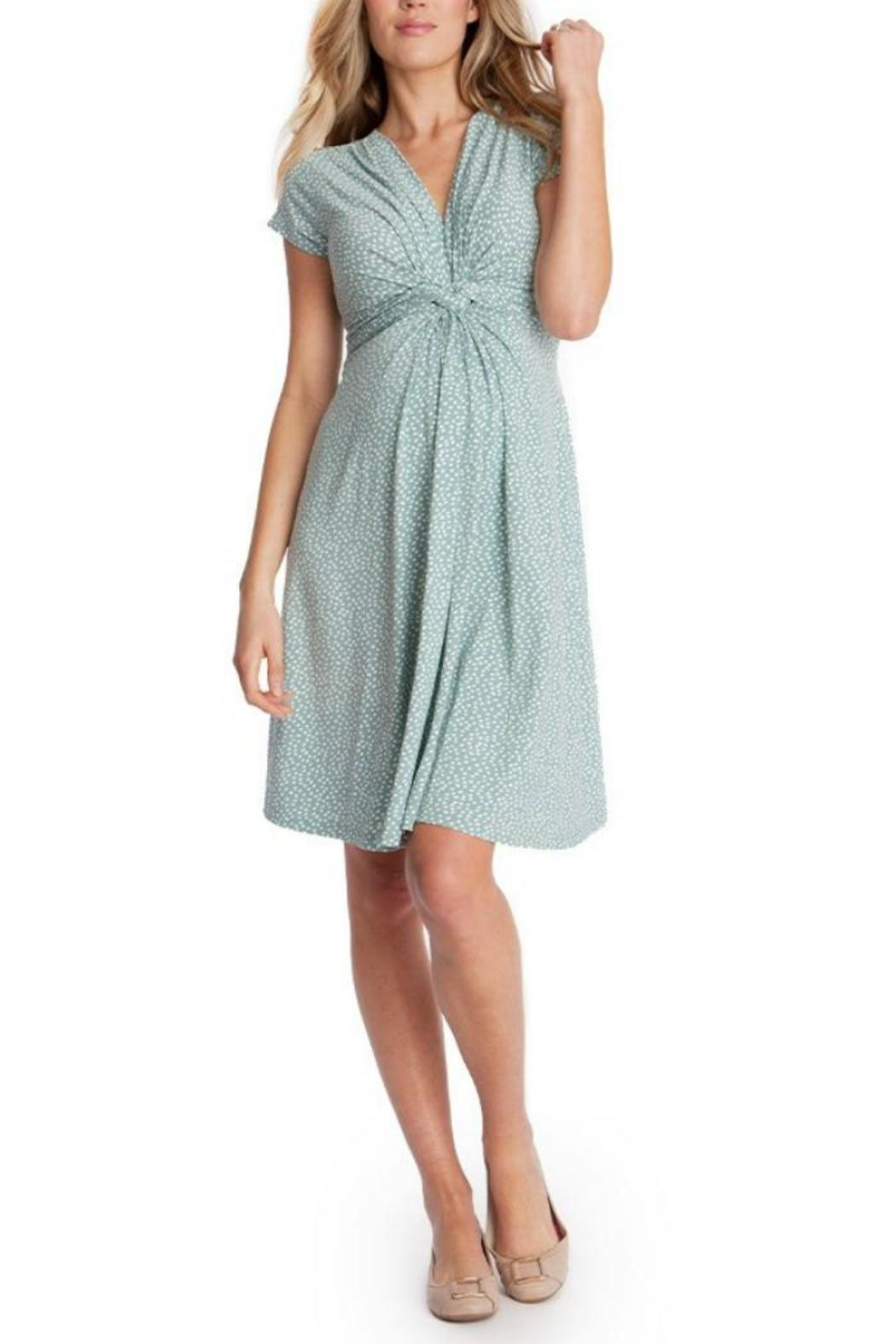 05a6e91878cac Seraphine Jolene Dot Dress from Alabama by The Swanky Stork — Shoptiques