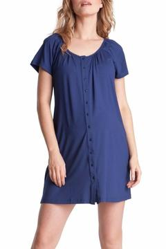 Shoptiques Product: Maternity Button Down Nightie
