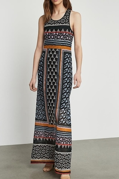 BCBG Max Azria Serengeti Print Racerback Maxi-Dress - Product List Image