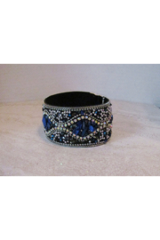 American Legacy Serenity Stone Mosaic Bracelet - Blue - Front cropped