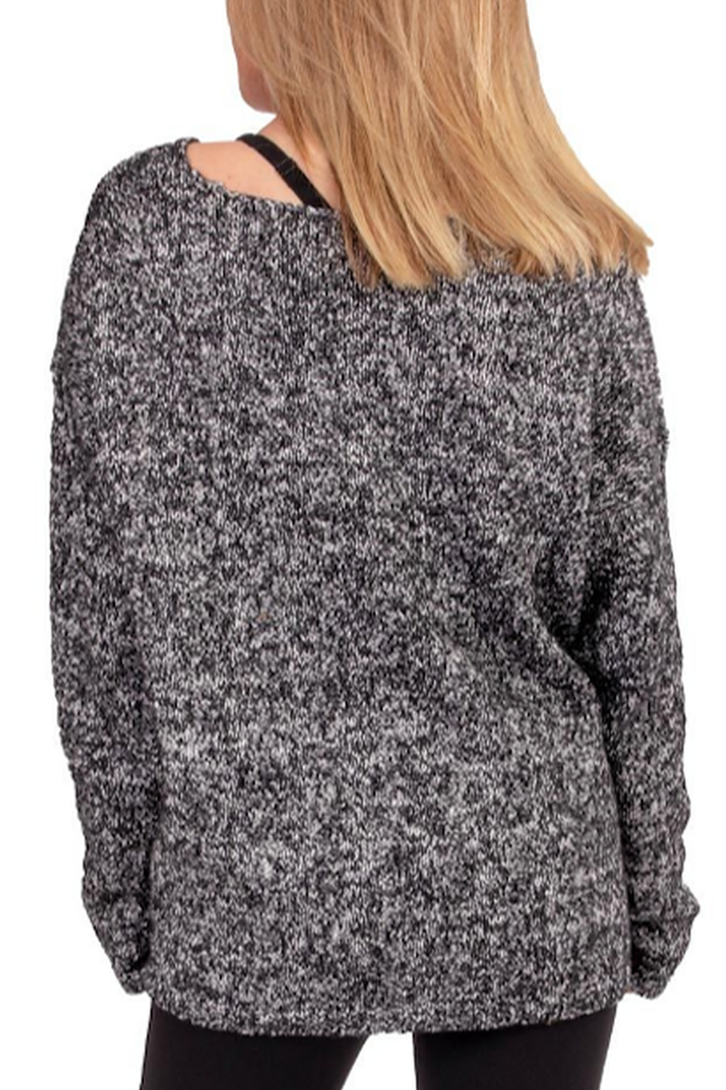 Soybu Serenity Sweater - Front Full Image