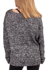 Soybu Serenity Sweater - Front full body