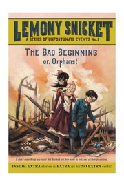 Harper Collins Publishers Series Of Unfortunate-Events#1 - Product Mini Image