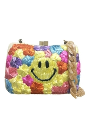 Serpui Marie Alanis Smiley Clutch - Product Mini Image