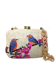 Serpui Marie Blair Bird Clutch - Product Mini Image