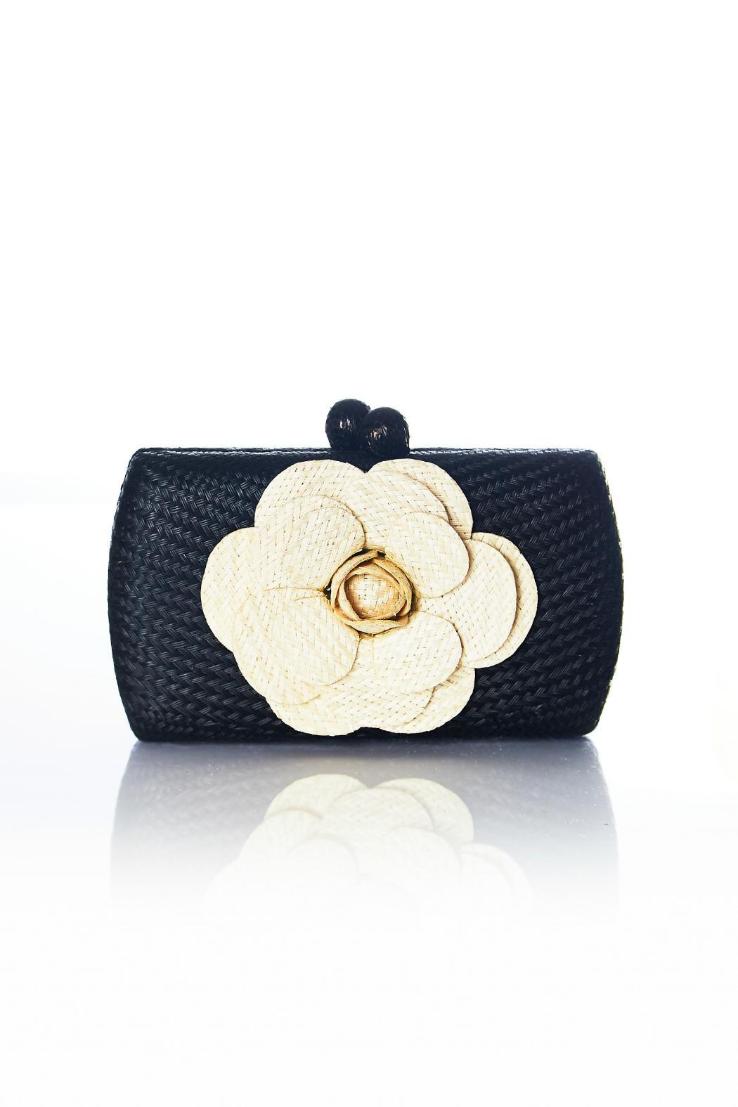 d19597625 Serpui Marie Camelia Bun Clutch from New Hampshire by Stiletto Shoes ...