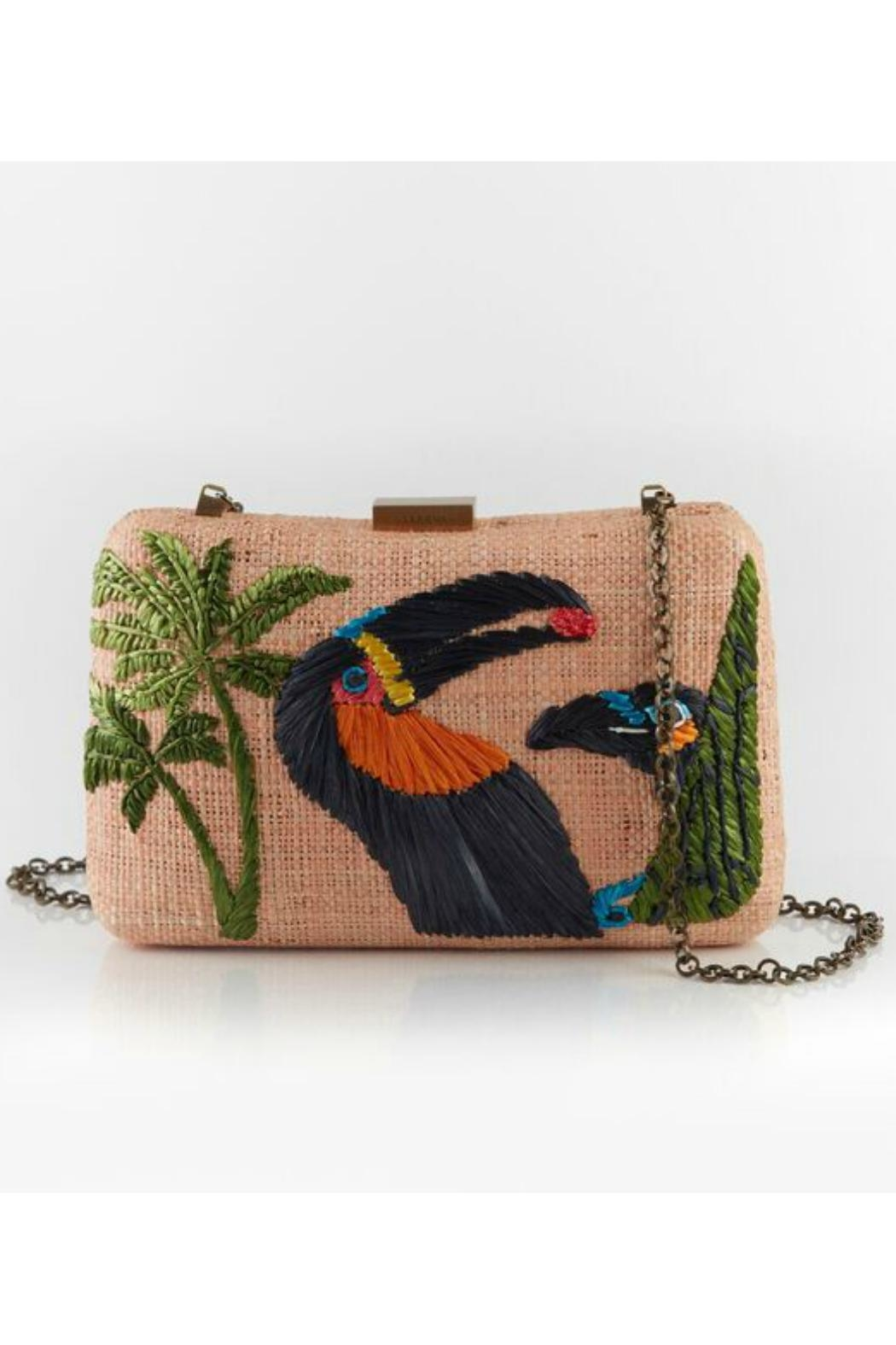 4cae86a90 Serpui Marie Marissa Tucan Clutch from New Hampshire by Stiletto ...