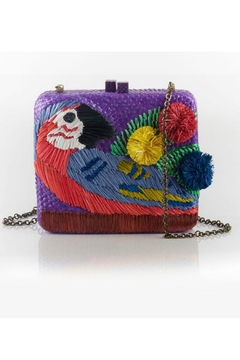Shoptiques Product: Rita Parrot Clutch