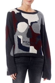 Skull Cashmere Serrano Sweater - Product Mini Image