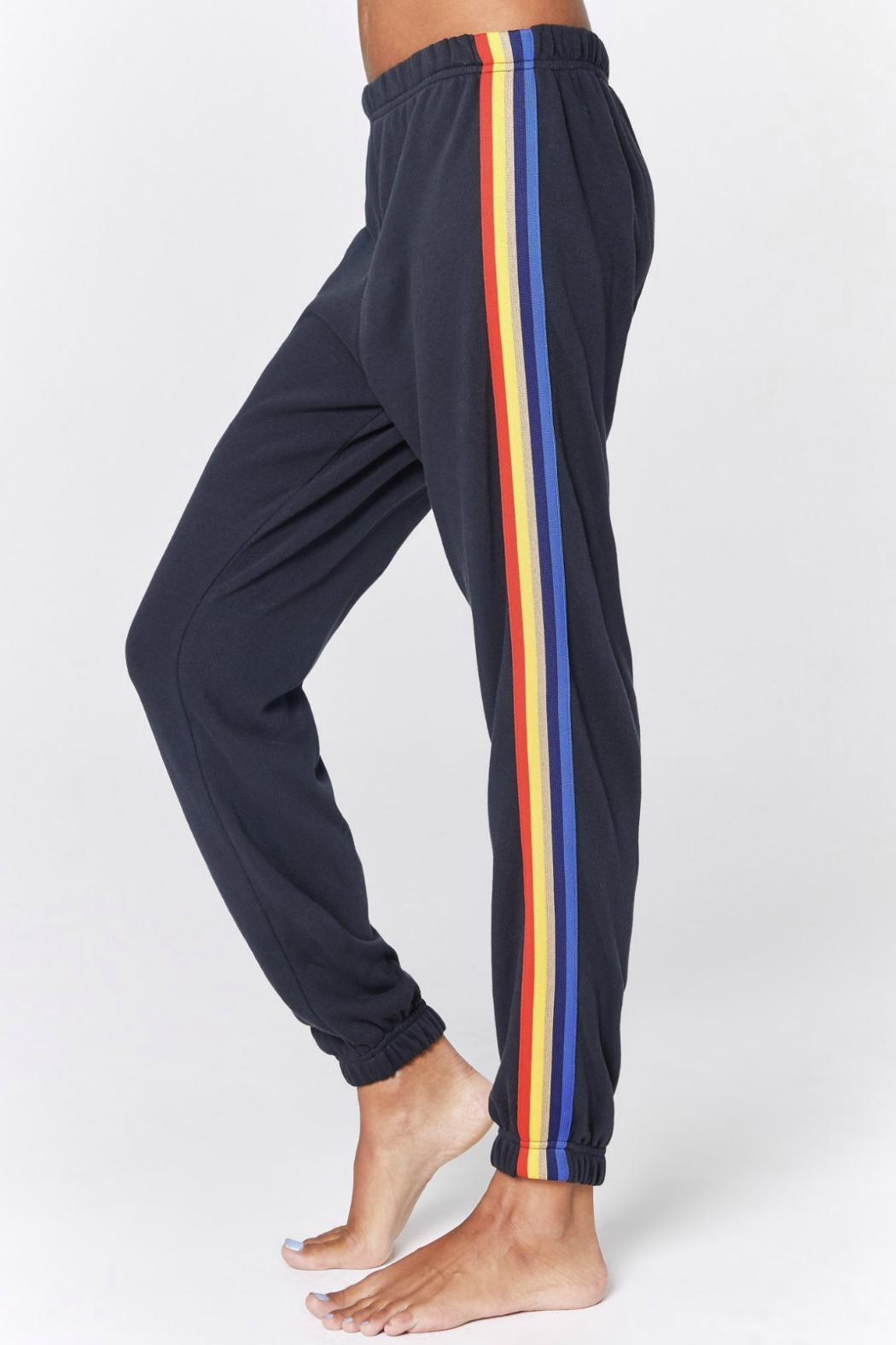SPIRITUAL GANGSTER Sessions Sweatpant - Side Cropped Image